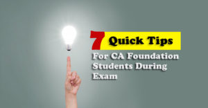 7-Quick-Tips-for-CA-Foundation-Students-During-Exam