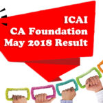 ICAI-CA-Foundation-May-2018-Result