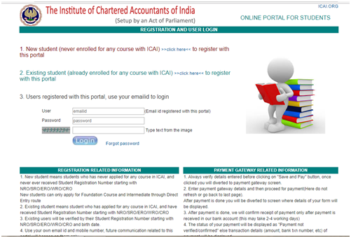 ICAI CA Foundation Course June 2019: Complete Details