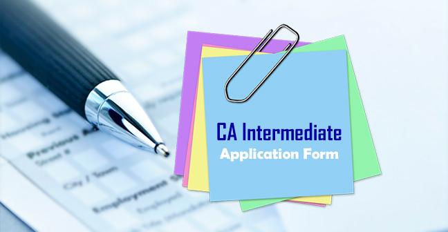 CA-Intermediate-Application-Form