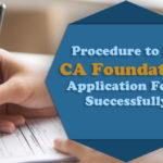 Procedure-to-fill-CA-Foundation-application-form-Successfully