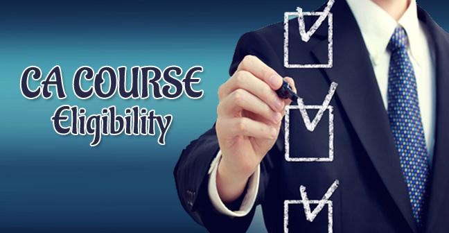 Ca Course eligibility
