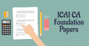 CA foundation Sample Papers