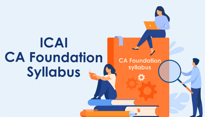 ICAI-CA-Foundation-Syllabus