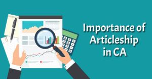 Importance of Articleship in CA