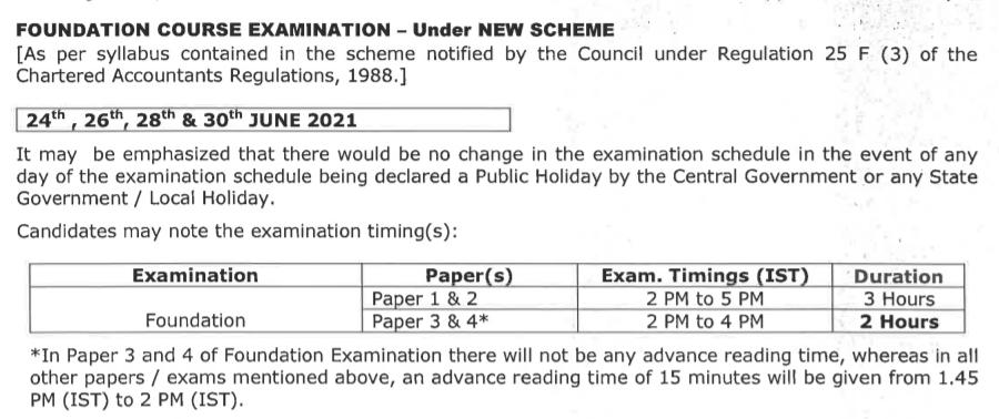 ca-foundation-exam-form