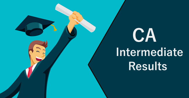 ICAI CA Inter result of May 2019 exam