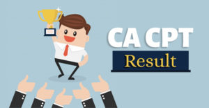 icai ca cpt result june 2019