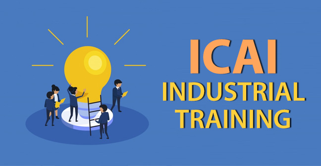 ICAI-Industrial-Training