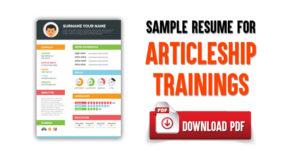Sample-Resume-for-Articleship-Trainings-Download-PDF
