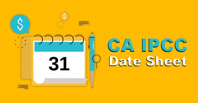 IPCC-Date-Sheet