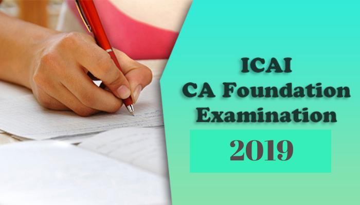 CA Foundation course examination guide