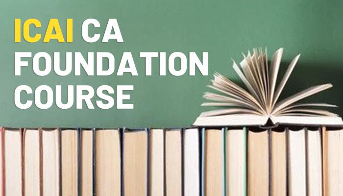 ICAI-CA-Foundation-Course