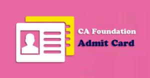 ca-foundation-admit-card