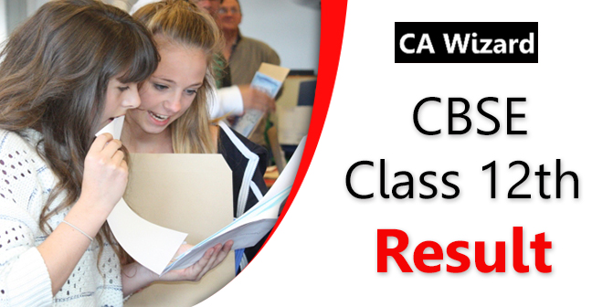 CBSE Class 12th Result 2019