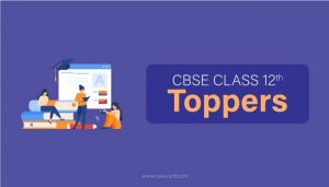 CBSE Class 12th Toppers