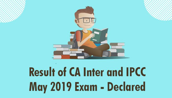 REsult of CA IPCC and Inter has been declared by the ICAI