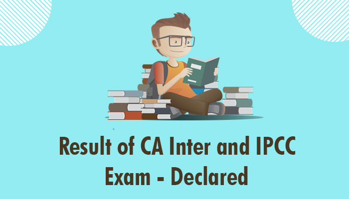 CA Ipcc and Inter Result