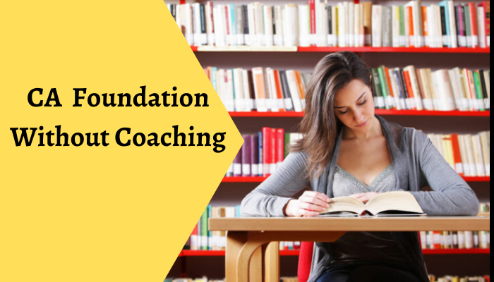 ca foundation without coahing