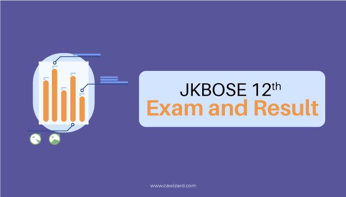 JKBOSE 12th Result and exam