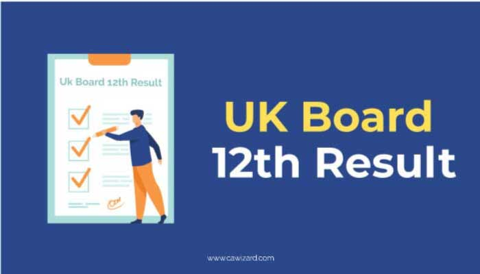 Uttarakhand Board Class 12th Result