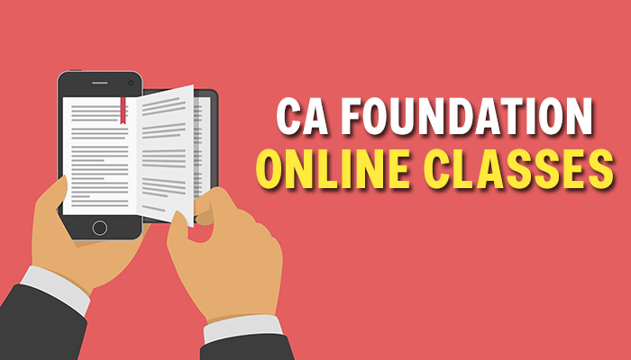 CA Foundation Online Classes