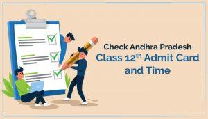 andhra pradesh class 12th time table