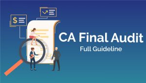 CA Final Auditing