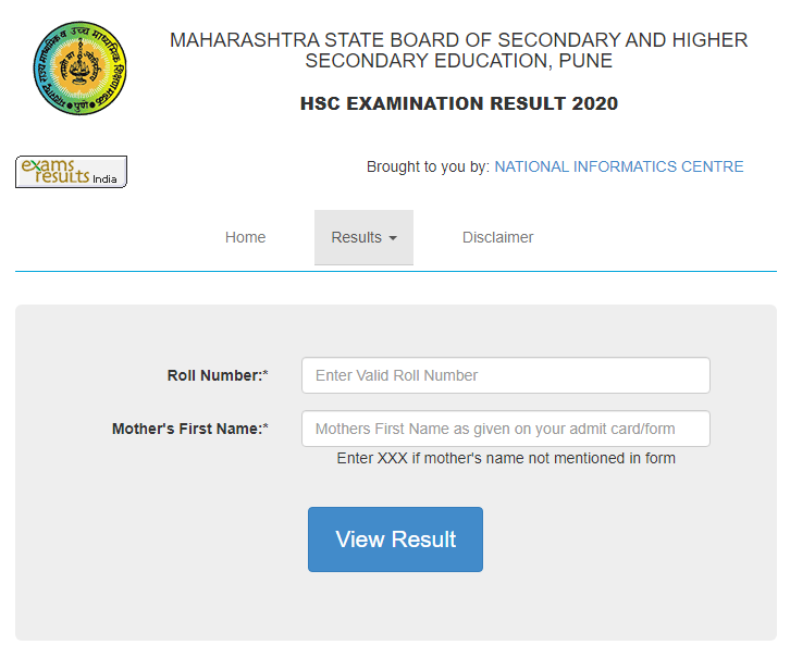 How to check Maharashtra State Board Results online?