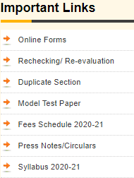 Steps to download the PSEB Class 12th syllabus