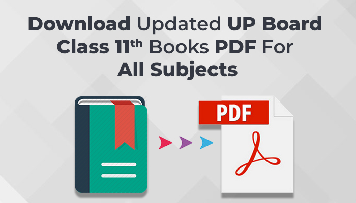 Download Updated UP Board Class 11 Books PDF For All Subjects