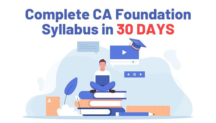 ca-foundation-syllabus