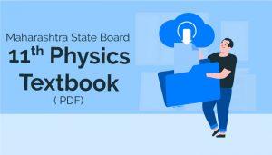 Maharashtra-State-Board-11th-Physics-Textbook-PDF